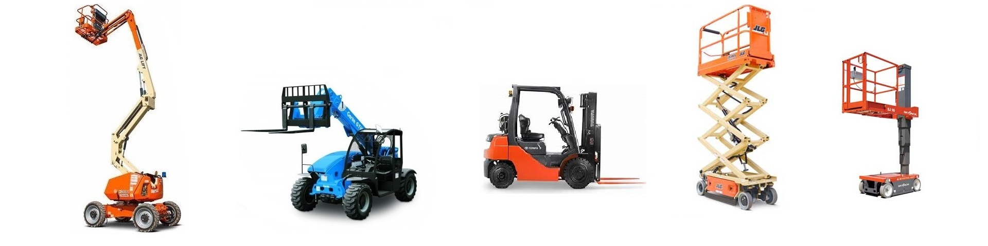 Equipment rentals in Calgary Alberta