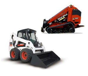 Earthmoving equipment rentals in Calgary Alberta