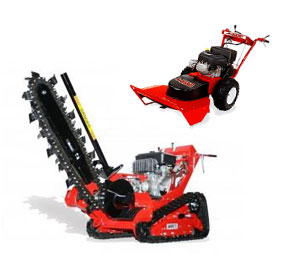 Lawn & garden equipment rentals in Calgary Alberta