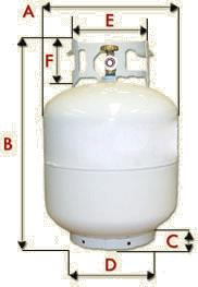 Where to find 20 LB PROPANE TANK in Calgary