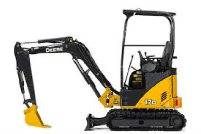 Where to find 3800 LB MINI EXCAVATOR in Calgary