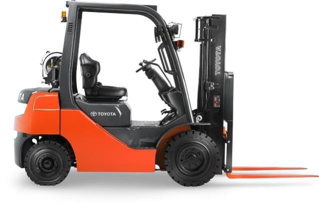 Where to find FORKLIFT 4800lb CAP. DF in Calgary