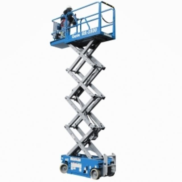 19 Foot X 30 Inch Scissor Lift Rentals Calgary Ab Where
