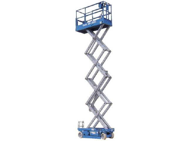 32 Foot X46 Inch Scissor Lift Rentals Calgary Ab Where To