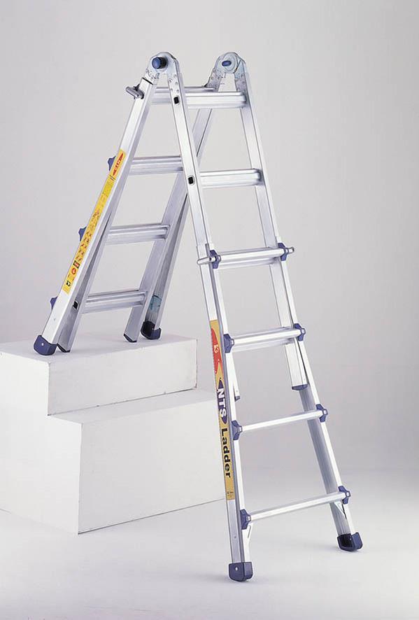 6 Foot 9 Foot Adjustable Step Ladder Rentals Calgary Ab