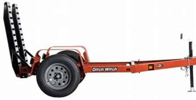 Where to find TIP TRAILER FOR TRENCHER in Calgary