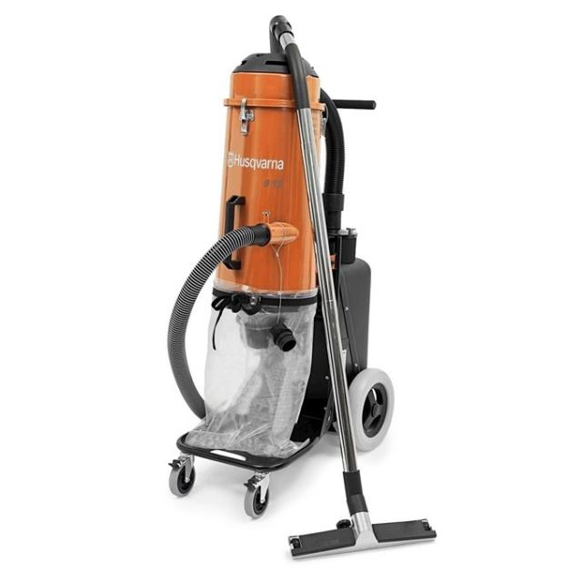 Where to find DUSTLESS CONCRETE VACUUM  husqvarna in Calgary