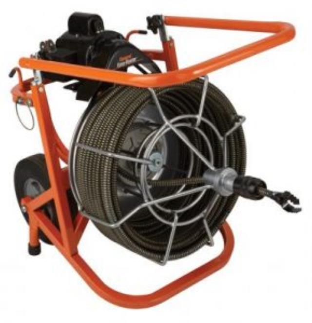 100 Foot Sewer Auger Electric Rentals Calgary Ab Where To