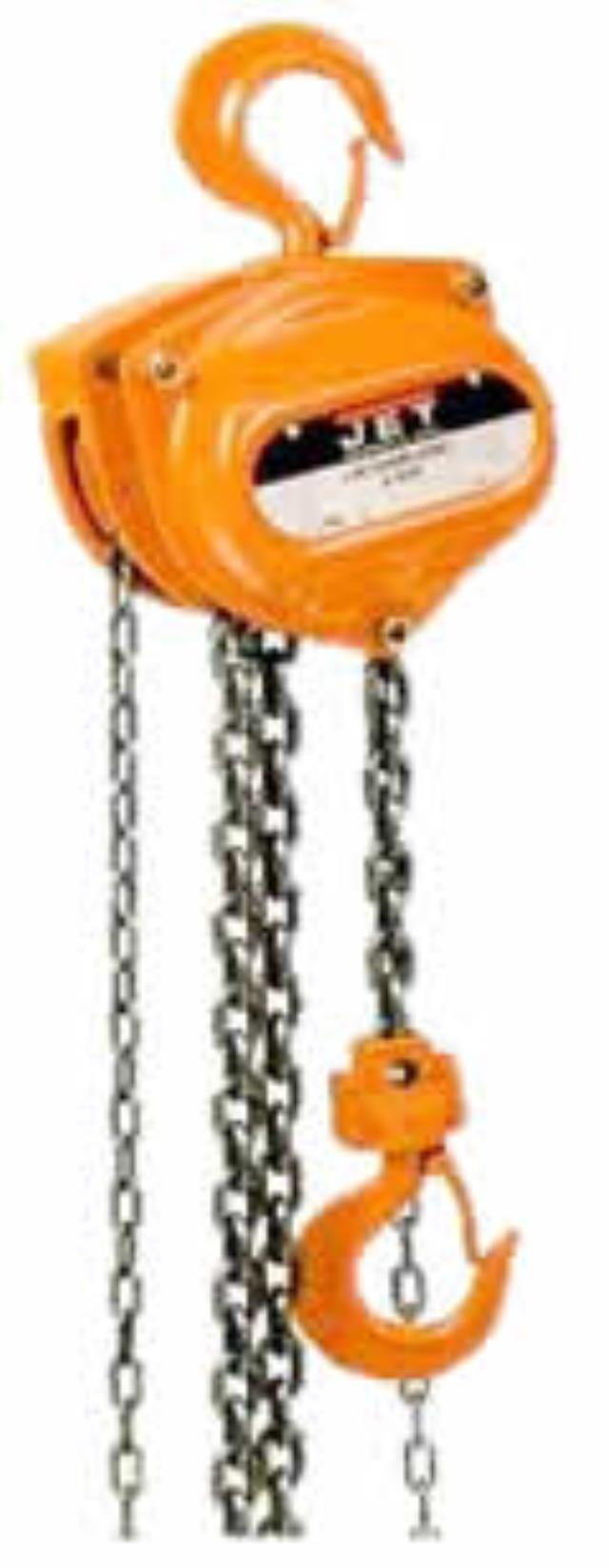 Where to find 20  LIFT, 2 TON CHAIN HOIST in Calgary