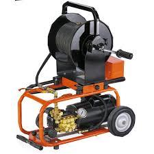 Where to find WATER JETTER SEWER CLEANER in Calgary