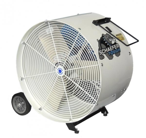 Rent  Fans & Dehumidifiers